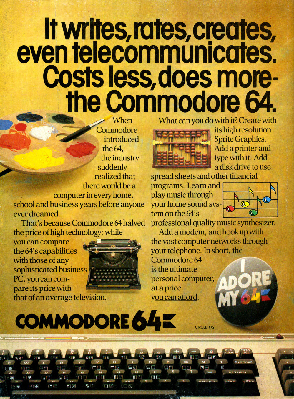 Atari 800 vs  Commodore 64 - The Brief Tale of Two 8-Bit