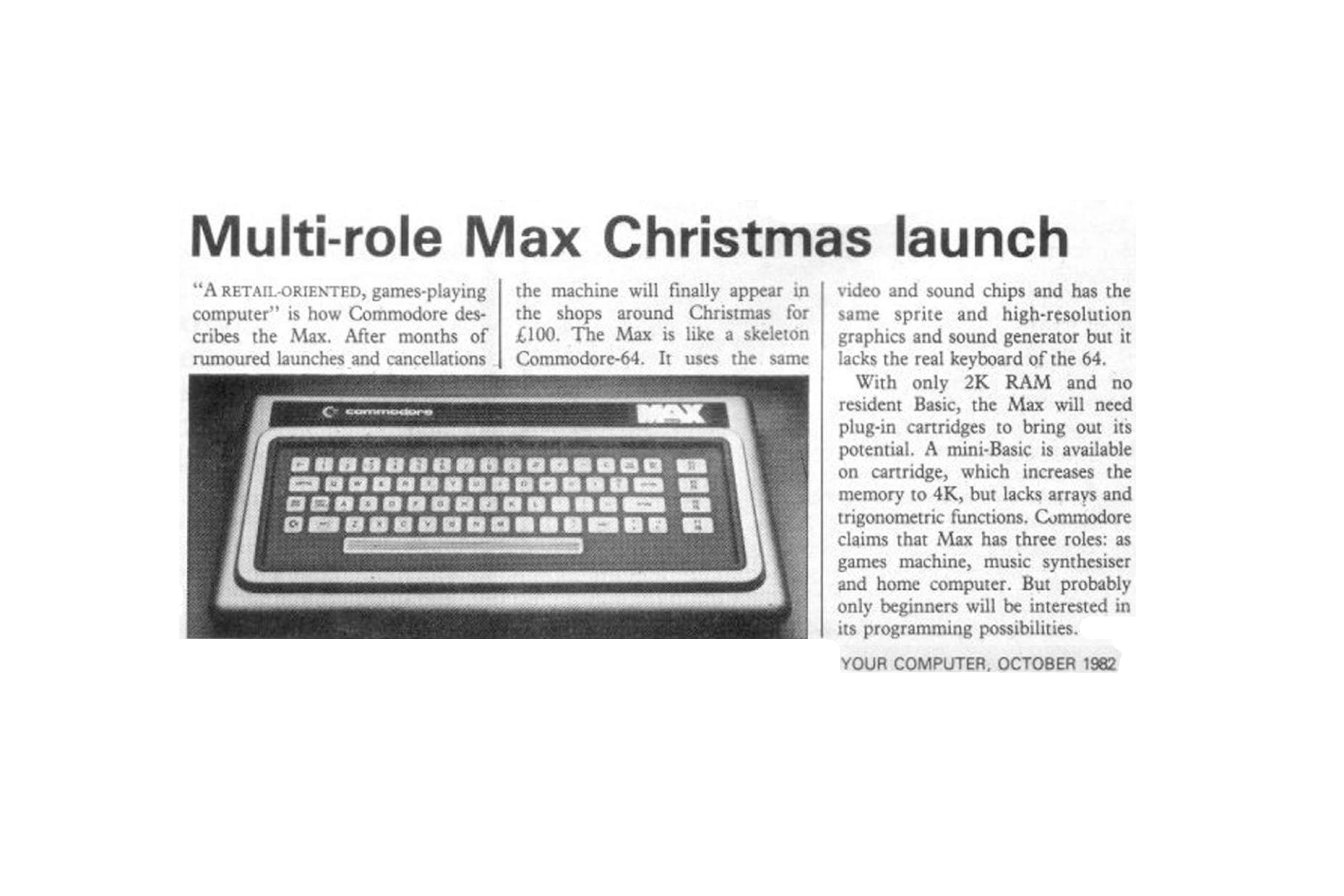 Atari 800 vs  Commodore 64 - The Brief Tale of Two 8-Bit Home