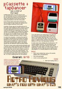 Retro Reviews: Commodore 64 accessories! - Paleotronic Magazine