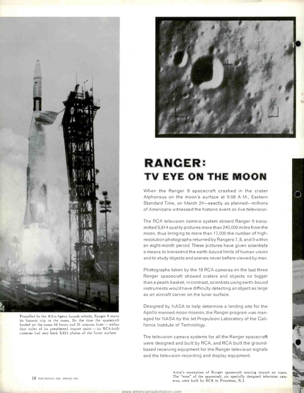 Lunar Rangers: Discovering just what, exactly, the Moon was