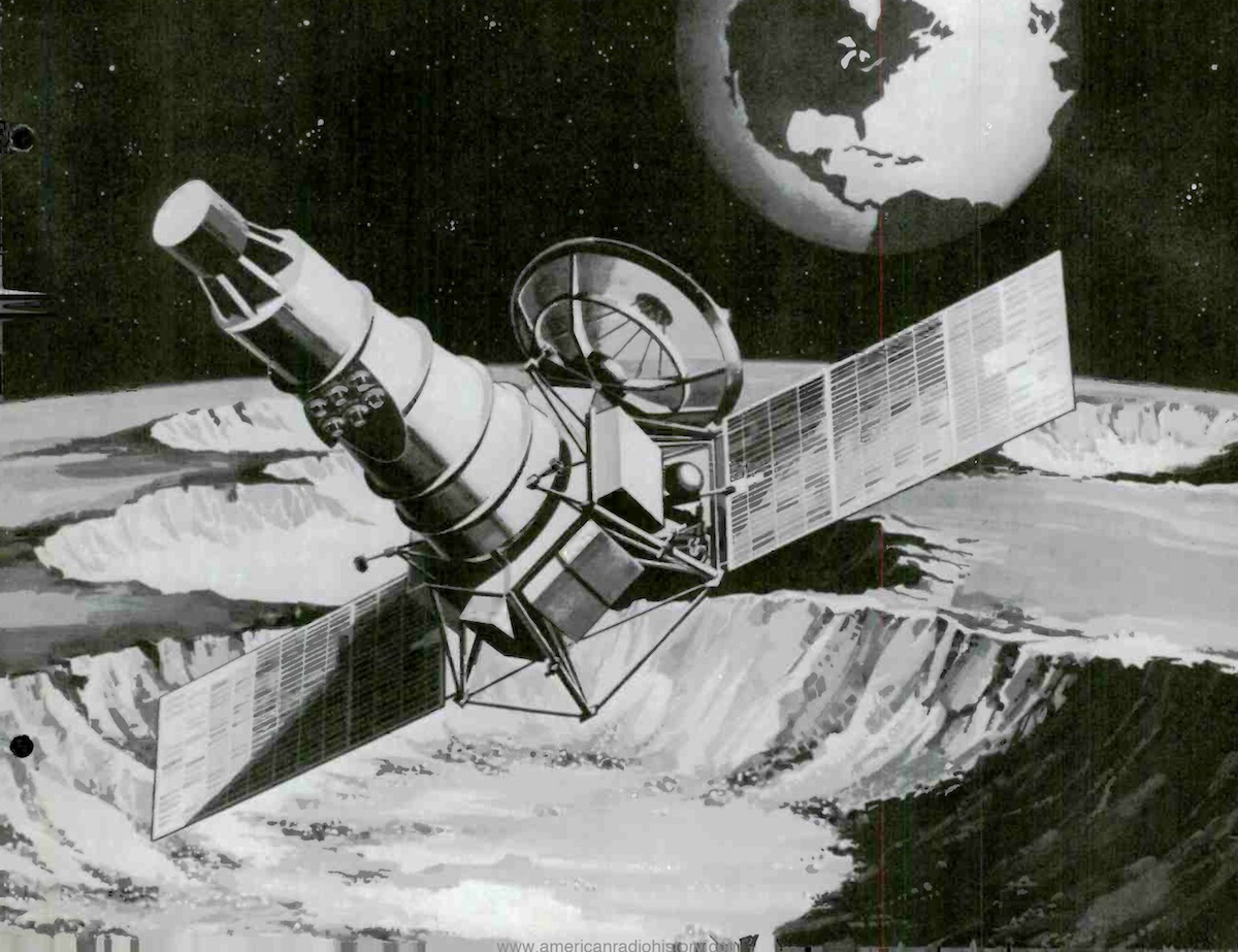 nasa ranger spacecrafts - HD1200×923